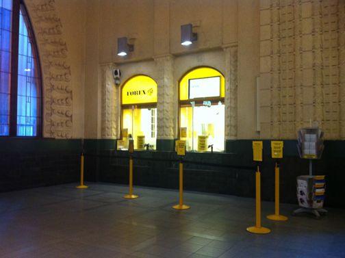 Forex Rautatieasema