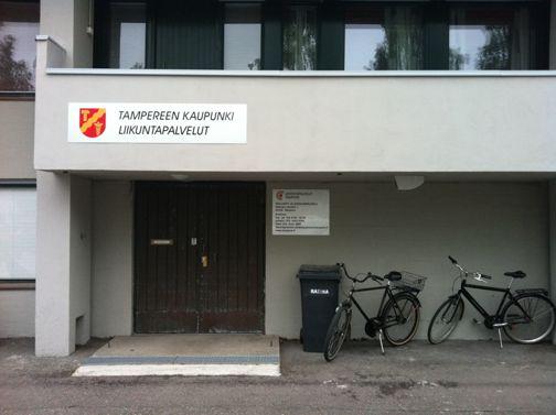 Tampereen kaupunki Liikuntapalvelujen asiakaspalvelu