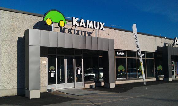 Kamux Kuopio