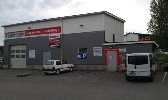 First Stop Kirkkonummi