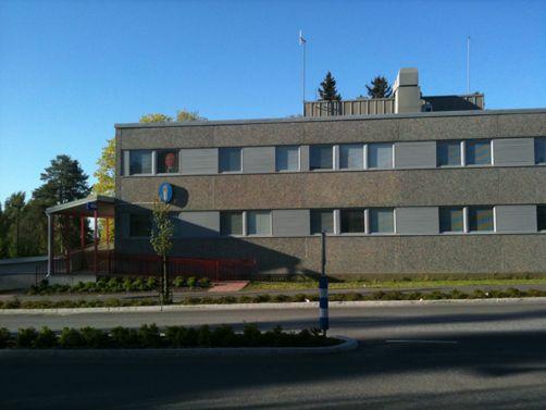 Sisä-Suomen poliisilaitos Ikaalisten poliisiasema