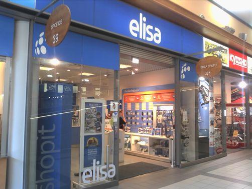 Elisa Shopit Raisio