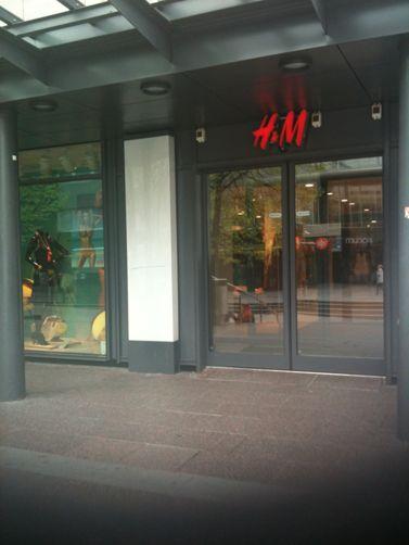 H & M Hennes & Mauritz Jyväskylä