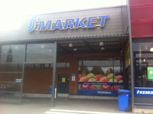S-market Jämsä Jämsä