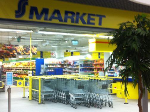 S Market Kauppakatu Joensuu