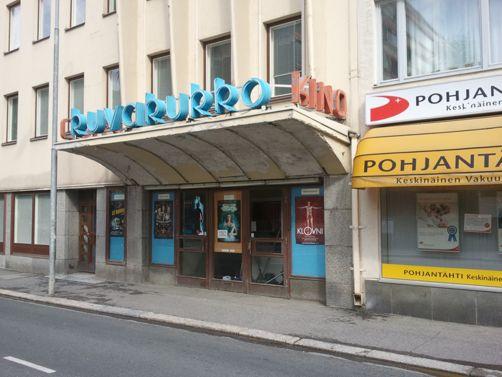 Kuopion kaupunki Elokuvateatteri Kino Kuvakukko