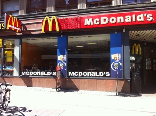 McDonald's  Jyväskylä Jyväskeskus