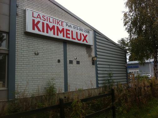 Novus Tuulilasikorjaamo Kimmelux Oy