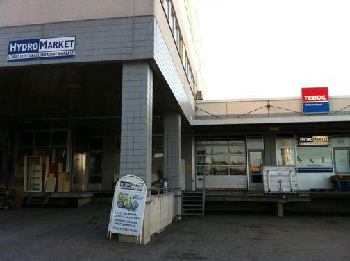 Hydromarket Oy - Konala