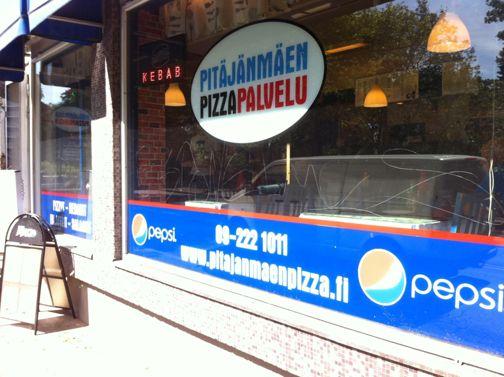 Pitäjänmäen Pizzapalvelu