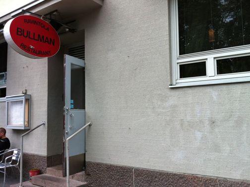 Ravintola Bullman