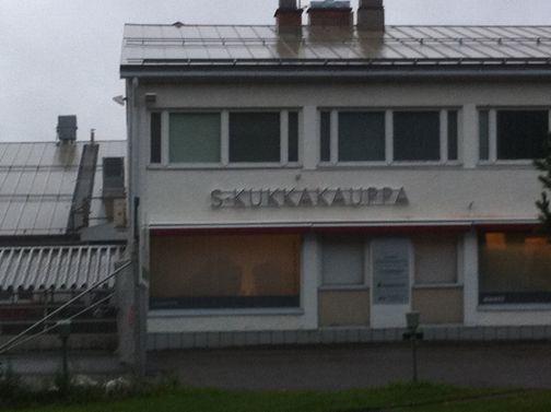S-kukkakauppa Pohjois-Karjalan Osuuskauppa