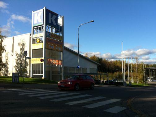 K-supermarket Malminmäki