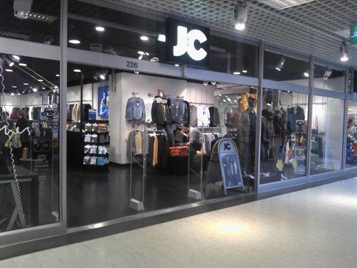 JC Jeans & Clothes, Koskikeskus