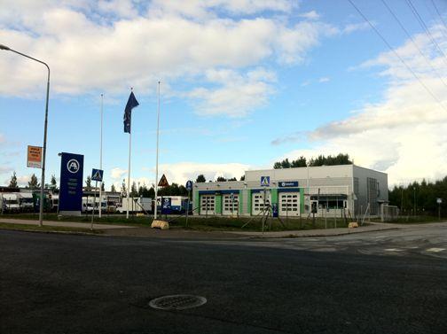 A-Katsastus Tampere-Lielahti