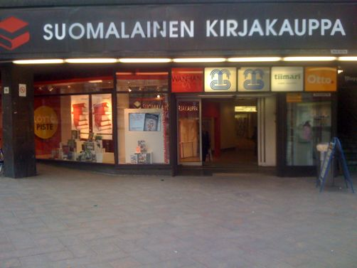 Suomalainen Kirjakauppa Pori