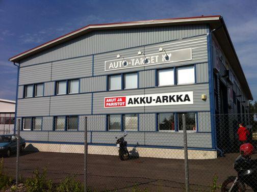 Akku-Arkka Oy