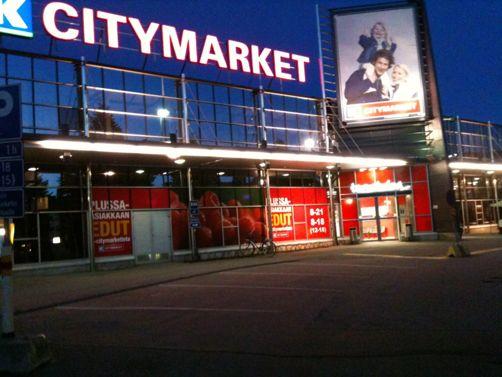 K-citymarket Oy Lahti Paavola