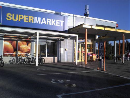 K-supermarket Runosmäki