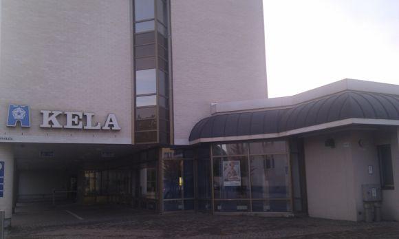Kansaneläkelaitos Oulun toimisto