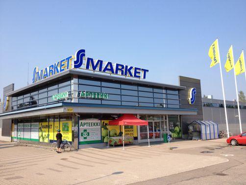 K Supermarket Kouvola