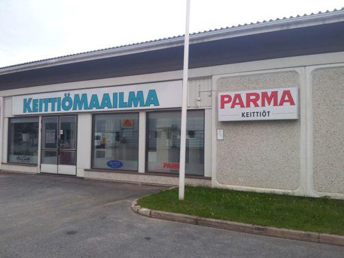 Keittiömaailma Rovaniemi / Kalustelinna Oy
