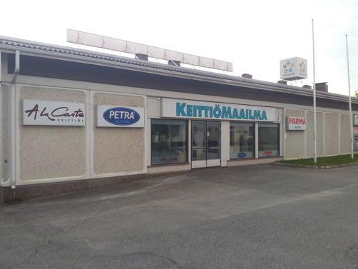 Keittiömaailma Rovaniemi / Aitta Interior