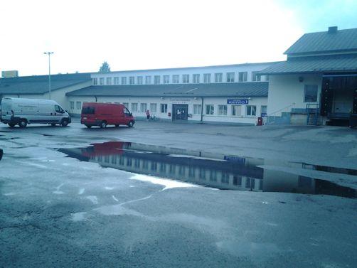 Oulun kaupunki kierrätyskeskus