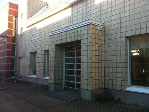 Malmin seurakuntatalo
