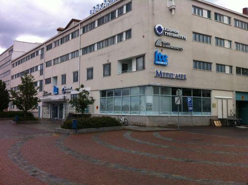 Lääkärikeskus IteLasaretti