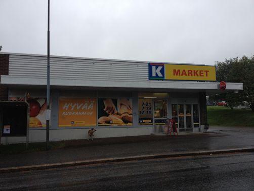 K-market Inkivääri