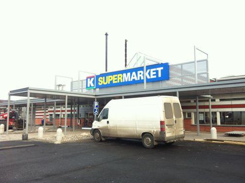 K-Supermarket Pajala