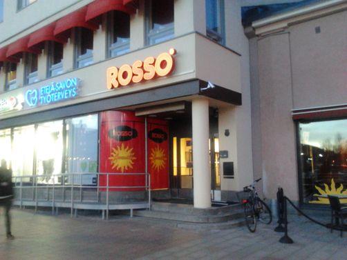 Ravintola Rosso Mikkeli