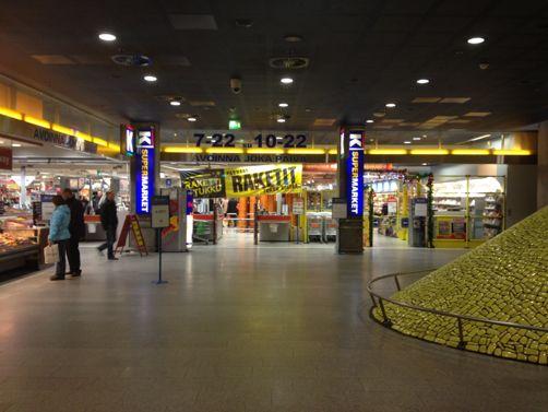 K-supermarket Kamppi