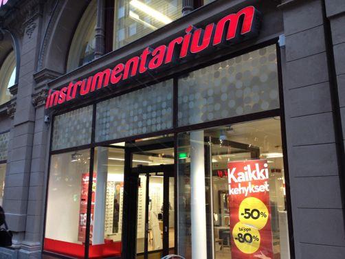 Instrumentarium Helsinki Aleksanterinkatu