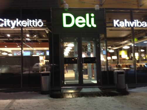 ABC Deli Pohjois-Tapiola