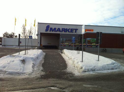 S-market Savela