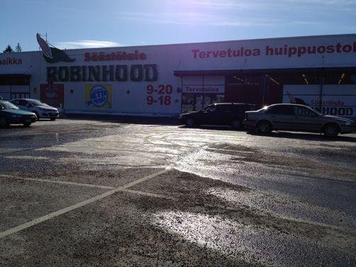 Robinhood Lappeenranta