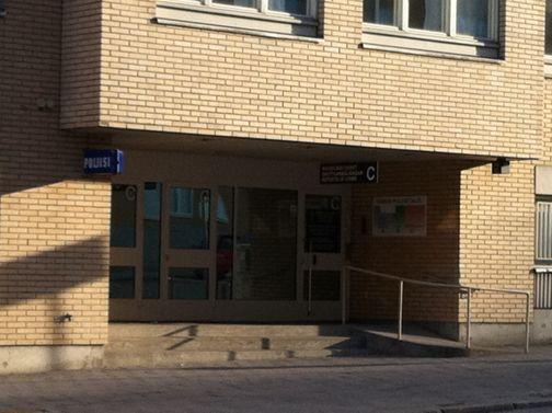 Lounais-Suomen poliisilaitos Turun pääpoliisiasema