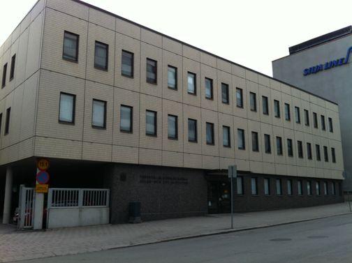 Turun kaupunki Keskustan terveysasema