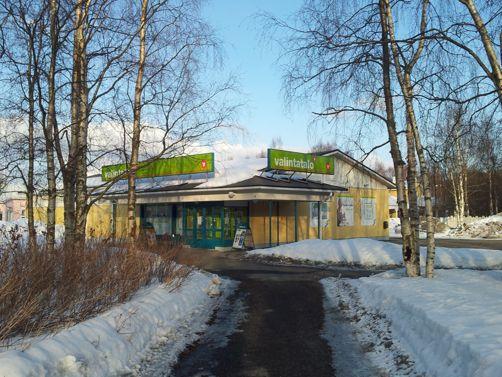 Valintatalo Pyykösjärvi