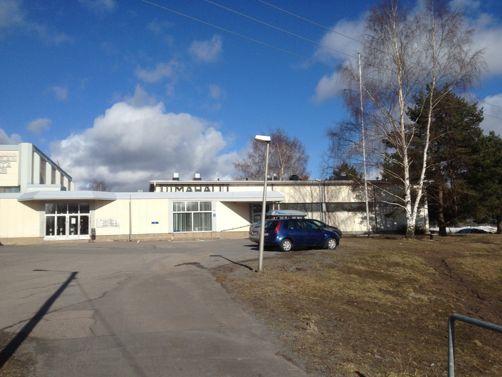 Nakkilan kunta liikuntakeskus