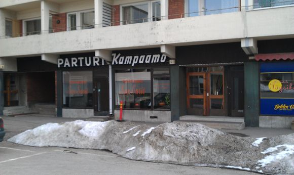 Parturi-Kampaamo SaxSarit