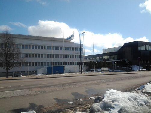 Itä-Uudenmaan poliisilaitos Vantaan pääpoliisiasema