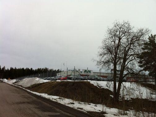 Suomen kolariautokeskus