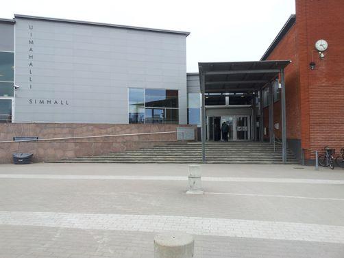 Espoon kaupunki Keski-Espoon uimahalli