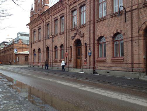 Ruotsin konsulaatti, Tampere / Sveriges konsulat i Tammerfors