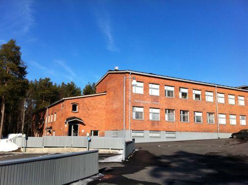 Oulun kaupunki Paulaharjun koulu