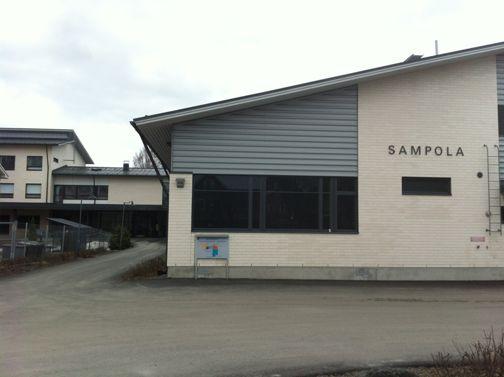Kuurojen Palvelusäätiö, Työkeskus ja Palvelukeskus Sampola