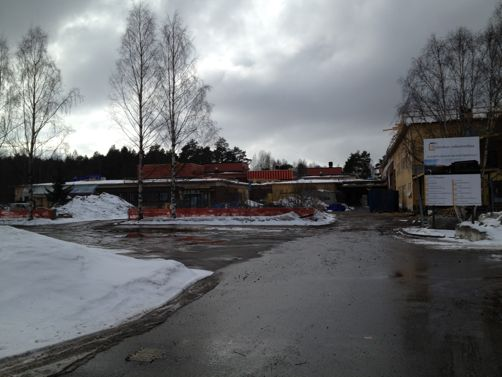 Oulun kaupunginkirjasto Kaukovainion kirjasto